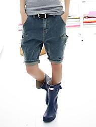 denim de mode 1/2 pantalons courts de sagetech®women