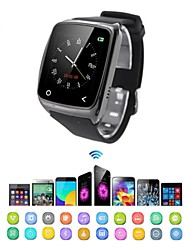 W1 Bluetooth4.0 Smart Watch for iPhone Samsung HTC Xiaomi IOS Android   Anti-lost Alarm Function Sleep Monitor Pedometer