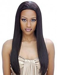 "Hot Sell!!! Full Lace Human Hair Wigs Brazilian Virgin Hair 130% Straight 16"" Virgin  For Black Women,Free Shipping"