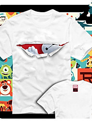 Big Hero 6 Bay Max White Cotton Cosplay T-Shirt