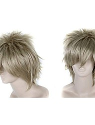 Top Quality Fashion Short  Straight Cosplay Wig Synthetic  Party  Hair Wigs
