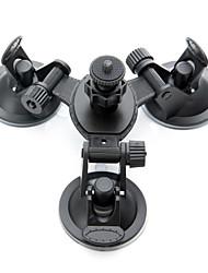 justone 3D печать 3-всасывающие подстаканник крепление для GoPro и другие