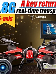 Helic max 1315s drone 4ch 2.4G rc headless mode een sleutel tot quadcopter keren met hd-camera real-time transmissie