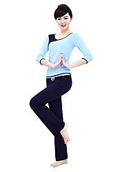 Yiduolian Women's Sweat Absorbing Yoga Tops Fitness