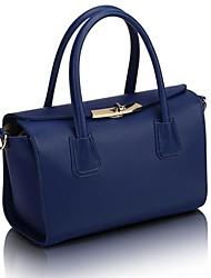 Women's Fashion Cross Pattern Shoulder Handbag