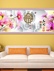 5D Painting Blossoming Auspicious Diamond Drill New Paste Painting Decorative Painting Living Room Bedroom