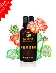 aiqianyi aromatherpay gerânio óleo essencial de 10 ml