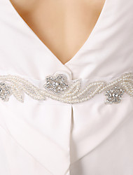 Pure Handmade Luxury Diamond Wedding Corset Belt