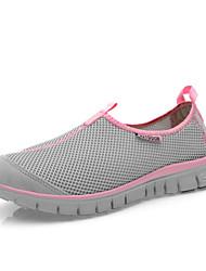 Zapatos de Mujer ( Azul/Rosado/Gris Tejido
