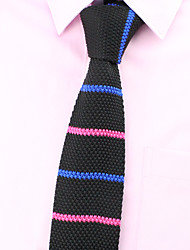SKTEJOAN®Trend Of Korean Striped Narrow Ties(Width:5CM)