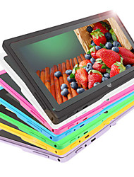 iRulu 7 polegadas Android 4.4 Tablet (Quad Core 1024*600 512MB + 16GB)
