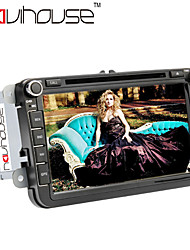 DVD Player para Volkswagen 8 Polegadas  (GPS, TV, iPod, RDS)