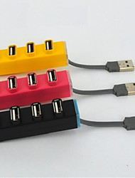 4-Port High Speed USB Hub