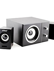 JiTuo JT2980 USB 2.1 Stereo Bass Sound Speaker for Computer