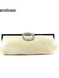 Handcee® New Fashion Elegance Satin Woman Clutch Handbag Lady Small Handbag