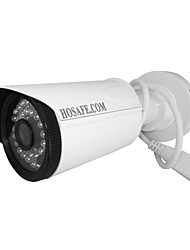 HOSAFE™ 1MB3W HD IP Camera Outdoor 720P Night Vision ONVIF H.264 Motion Detection Email Alert