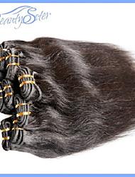 жен. - Наращивание волос Прямой - Человеческий волос