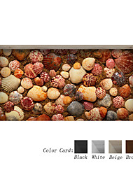 3D The Shell Color Table Stickers Table Decals