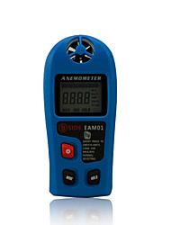 Bside EAM01 Handheld Digital Anemometer Wind Speed Meter Air Flow Recording Instrument Meter LCD Display 30m Range