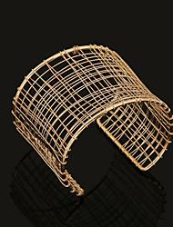 Hollow Wire Mesh Bracelet