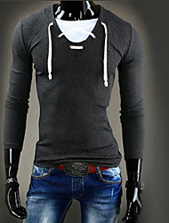 Men's Casual Fashion Long Sleeve T-Shirt