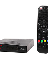 Cloud HD N4 High Performance Satellite Receiver w/ IKS for North America / Europe / Wi-Fi / 1080P