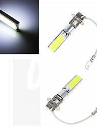 3W H3 Luci da arredo 2 COB 300-600 lm Luce fredda Decorativo DC 12 V 1 pezzo