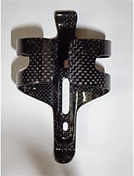 Bouteille d'eau Cages ( Noir , Entièrement en carbone ) deCyclisme/Vélo tout terrain/Vélo de Route/VTT/Motocross/Autres/TT/Bike Gear