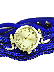 European Style Retro Fashion Trend Wild Multilayer Weave Watch