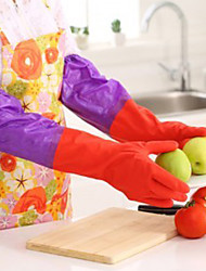 Alta qualidade Cozinha / Banheiro Luvas Protecção,Silicone
