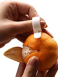 1 Pças. Peeler & Grater For para Frutas Plástico Creative Kitchen Gadget / Alta qualidade / Novidades