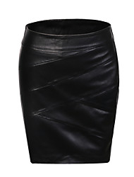 Women Lambskin Skirts  Genuine Leather jacket