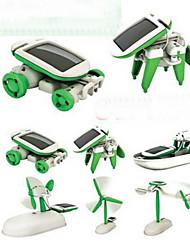 6 1 DIY Solar Creative Toy Toy