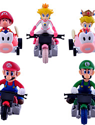 5 PCS Super Seller Video Game Nintendo Soft Toy Doll Mascot Serie High Quality