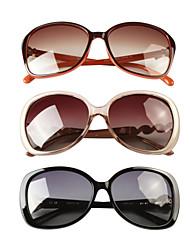 3 PCS LianSan 100% UV400 Polarized Women's Oversized Sunglasses