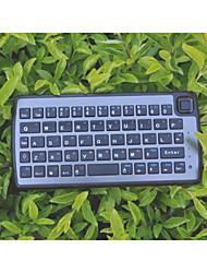 Allspark ®mini двойной Bluetooth пальцем Навигация с помощью клавиатуры мыши с защитной крышкой для Android / iPhone / Windows