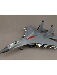 statisk militära simuleringsmodell kina j-11 fighter modell 01:32