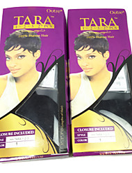 5 Boxes 3pcs/lot 27pcs Set Tara Hair Extensions Free Closure and Stocking Shower Hair Weaving The Carry Out Since