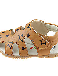 Baby Shoes Outdoor/Casual Synthetic/Calf Hair Sandals Brown/Green/White