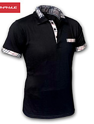 MANWAN WALK®Men's Dress Casual Polo Shirt