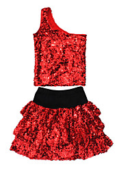 Tutus Women's Sequined Sequins Black(More Colors)