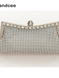 Handcee® Women Fashion Beaded Clutch Evening Bag