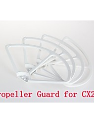 Cheerson CX-20 Cheerson Propeller Guards / Teile & Zubehör RC Quadrocopter / Drones Weiß