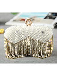 Women's Diamond Beads  Evening Bag/Purses/Clutches/Mini-Bags/Totes/Wallets & Accessories/Bridal Purse With Chain