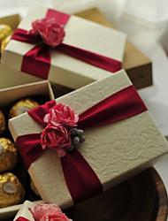6 Stück / Set Geschenke Halter-Quader Kartonpapier Geschenkboxen Geschenk Schachteln Nicht personalisiert