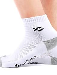 Chaussettes Cyclisme Respirable Limite les Bactéries Homme Coton Coolmax