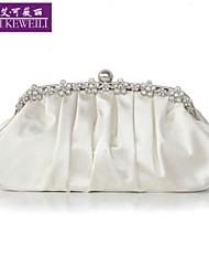 AIKEWEILI®Women's Bags Fashion Silk Drape Evening Bag Casual Wedding Party Purse Ladies Clutch Bag Cosmetic Bag