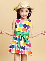 Kid's Beach/Party Dresses (Cotton)