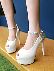 Women'Shoes Circle Toe with Thin Heel and Thin Shoes More Color