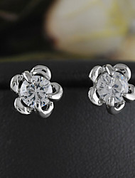 Model Choice New Austria Crystal CZ Stud Earring Whole sale Brinco Gifts